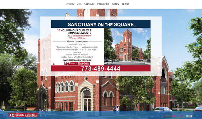 Sanctuary On the Square
